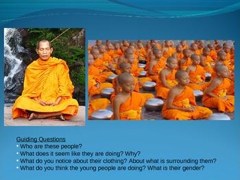 Buddhism Image Analysis
