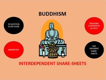 Buddhism:  Interdependent Share-Sheets Activity