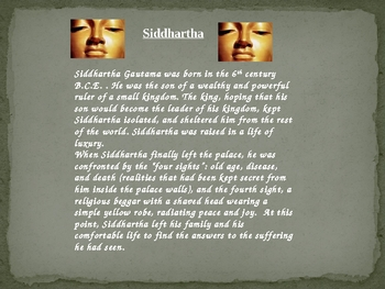 Buddhism Introductory Powerpoint