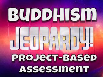 Buddhism Jeopardy! A Summative Assessment