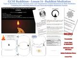 Buddhism -L14 [Buddhist Meditation, Types of Meditation, Vipassana, Zen] GCSE