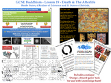 Buddhism -L19 [Death, Afterlife, Bardo, 6 Realms, 31 States, Pure Land] RE RS