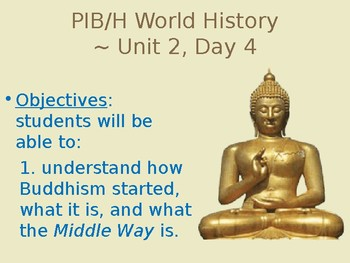 Buddhism Lecture