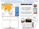 Buddhism -Lesson 6 [Third Noble Truth, Theravada & Mahayana views of Nibbana]