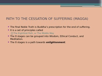 Buddhism PowerPoint