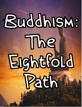 Buddhism: The Eightfold Path Worksheets