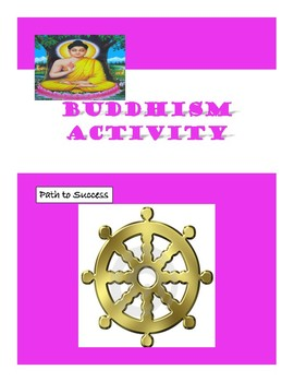 Buddhism resource or extension activity