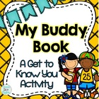 Buddies - Get to Know You - Reading Buddy
