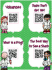 Budding Scientists QR Codes: 20 Science Stories for Daily