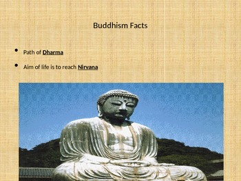 Buddism - An Introduction to a World Religion for Kids