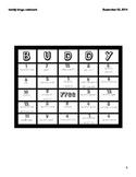 Buddy Bingo