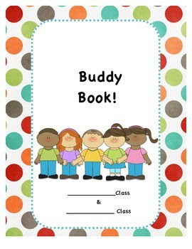 Buddy Book Cover