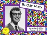 Buddy Holly: Musician in the Spotlight