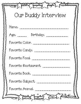 Buddy Interview