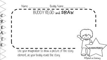 Buddy Read & Draw
