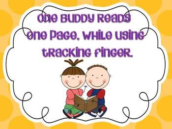 Buddy Read Poster Mini & Large