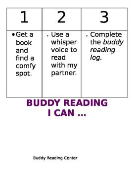 Buddy Reading Center