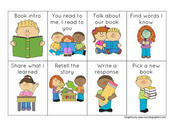 Buddy Reading Checklist
