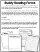 Partner Reading Forms {Differentiated}
