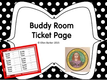 Buddy Room Ticket Page