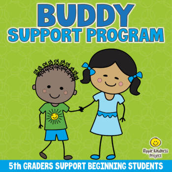 Buddy Support & Kindness Bundle - US Letter