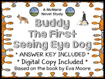 Buddy: The First Seeing Eye Dog (Eva Moore) Book Study / Comprehension