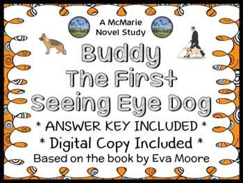Buddy: The First Seeing Eye Dog (Eva Moore) Book Study / C