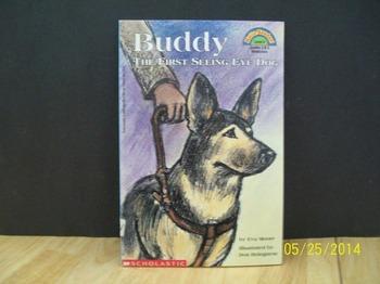 Buddy: The First Seeing Eye Dog ISBN 0-590-26585-7