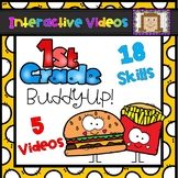 Buddy-Up - First Grade Bundle