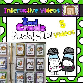 Buddy-Up - Second Grade Bundle