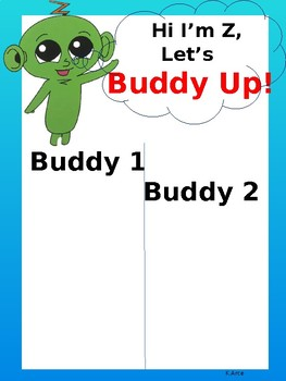 Buddy Up with Z Chart