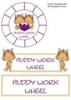 Buddy Work Wheel