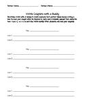 Buddy Writing Couplets Worksheet Activity