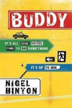 Buddy by Nigel Hinton - Student Activities Bundle
