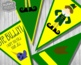 Buddy the Elf Holiday Banner - Elf the Movie Classroom Party Decorations