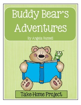 Buddy Bear's Adventures - Take-Home Project