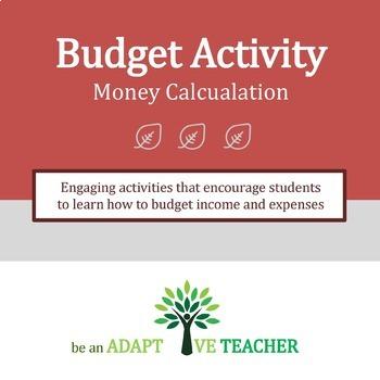 Budget Activity