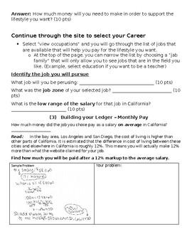 Budget Building, Ledger, Bill Calculation
