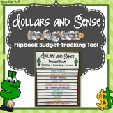 Budget, FlipBook Money Planner, Budget Tracking, Money Idioms, Generosity
