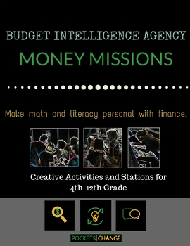Budget Intelligence Agency: Finance Fundamentals Missions
