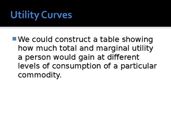 Budget Lines Indifference Curves Equimarginal Principle Economics PPTs 49 slides