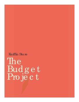 Budget Math Project