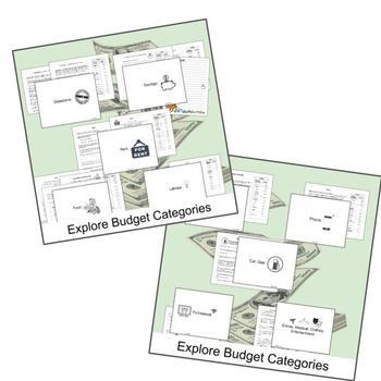 Budget Project: Real Life Math- Grades 6-12