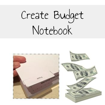 Middle School Math Worksheets: Budget Project