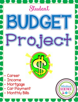 Budget Project Template & Rubric