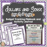 Budget Tracking Bundle, Banking, Checks, Jobs, Generosity, Spending, Saving