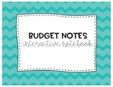 Budget and Balanced Budget Quick Notes