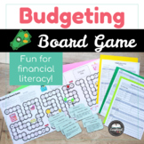 Budgeting Board Game