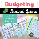 Budgeting Board Game