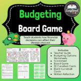 Budgeting Board Game for Financial Literacy